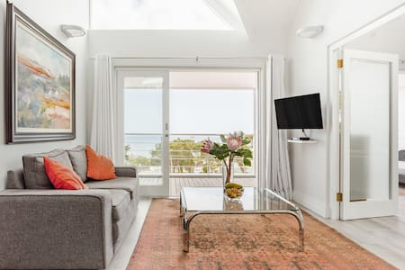 Stunning View of Lion's Head from an Apartment in Camps Bay