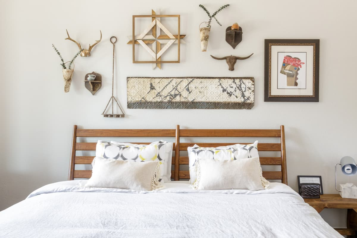 Stylish Meets Rustic at a New Downtown Condo