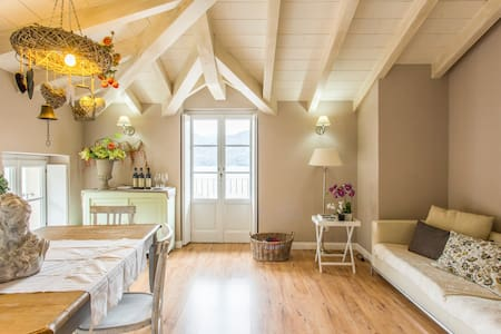 Romantic, Lakeside Home with Views of Lake Como
