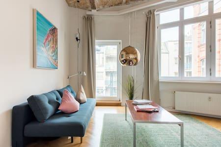 Traumhaftes und ruhiges Loft in Kreuzberg