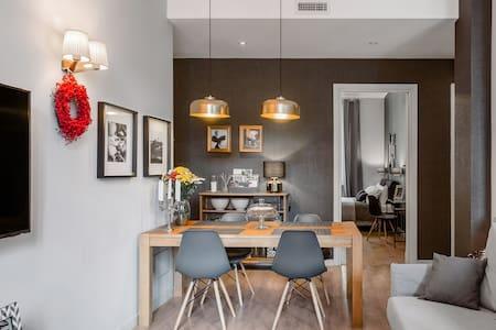 Casa Forneris-Splendido appartamento in stile newyorchese vicino al Valentino