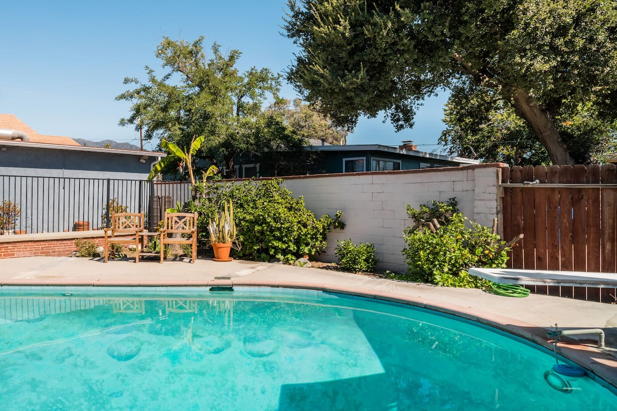Cozy and Relaxing Guesthouse near Santa Anita Park