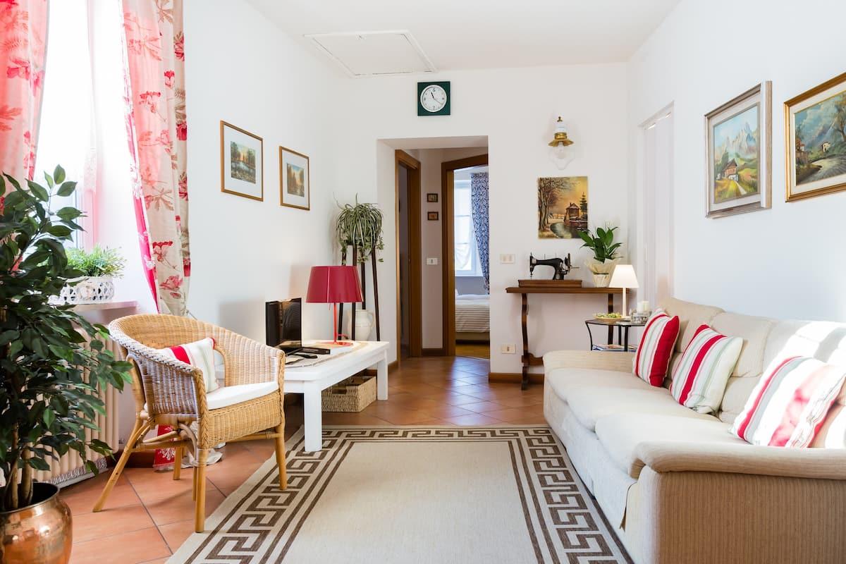 Italy-Rigenerarsi in una casa accogliente in un villaggio di montagna