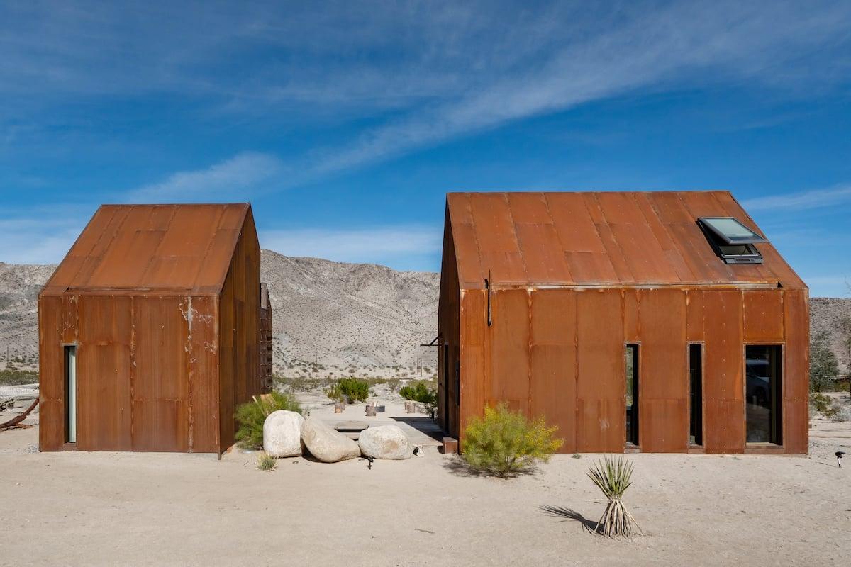 Architect's Off-Grid Stargazing Cabin.