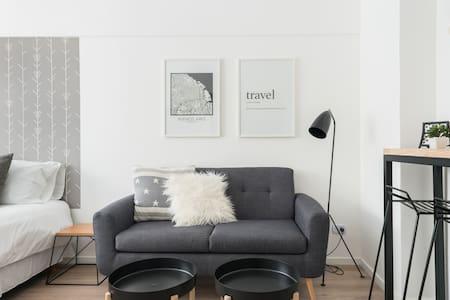 Lovely Recoleta Studio Stylish & premium location