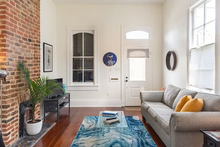 Renovated Marigny Home One Block from the French Quarter