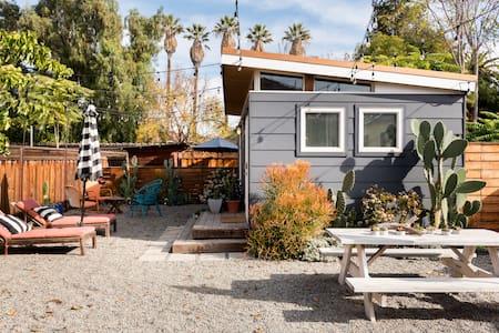 Serene Casita with Private Backyard Garden