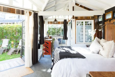 Charming Craftsman with Outdoor Shower