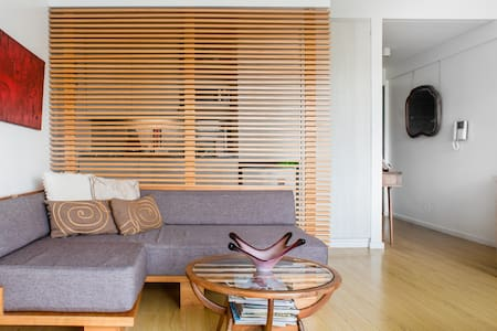 Romantic Studio with private Terrace & Jacuzzi at Palermo Soho