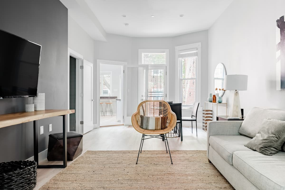 Sun-Drenched Luxury Dupont Circle Apartment