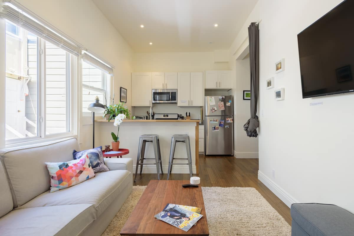 Live Like a Local in a Beautiful Mission Home