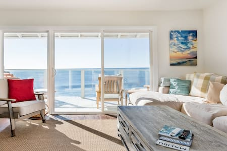 Premium Sunset Penthouse Ocean Front in Malibu