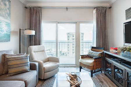 Luxury High-Rise Resort at Crystal Towers Condominium