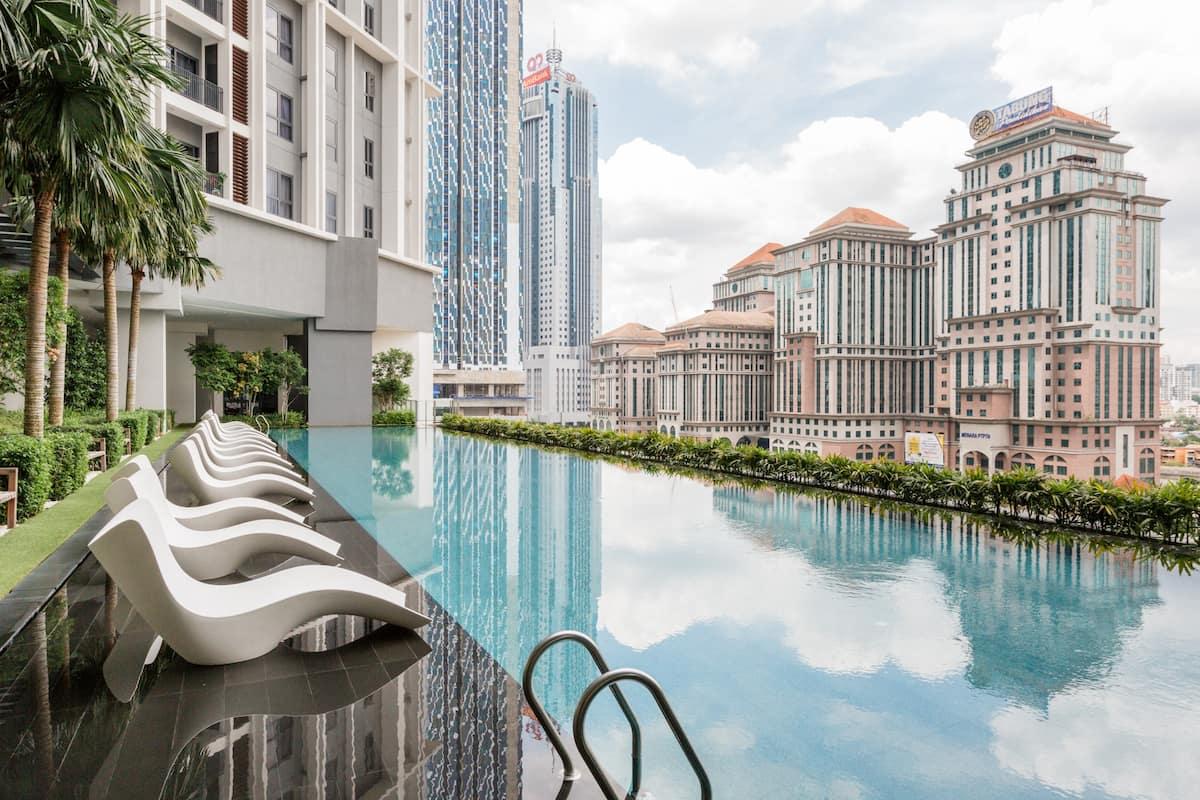 吉隆坡的民宿
