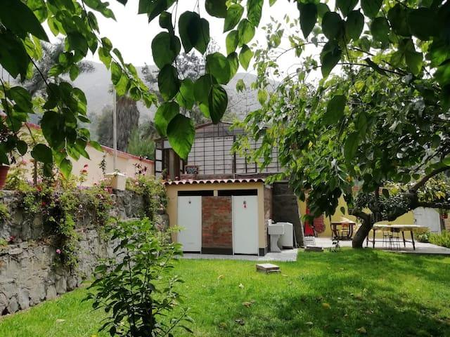 Chaclacayo的民宿