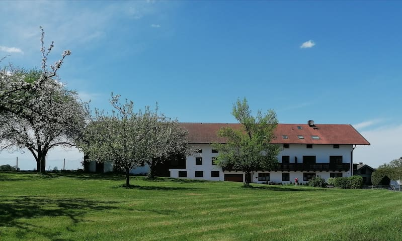 Vogtareuth的民宿