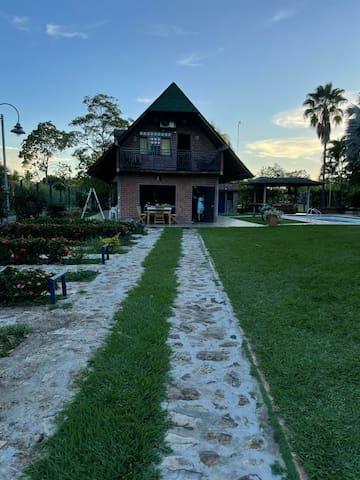 Yaguara的民宿