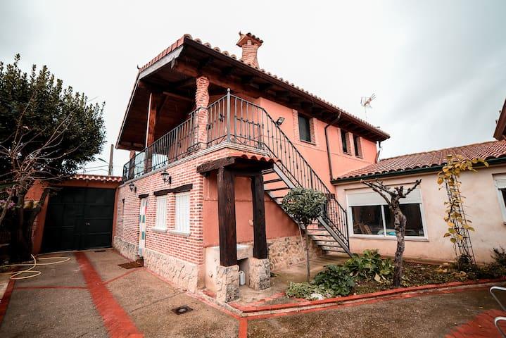 Villamarciel的民宿