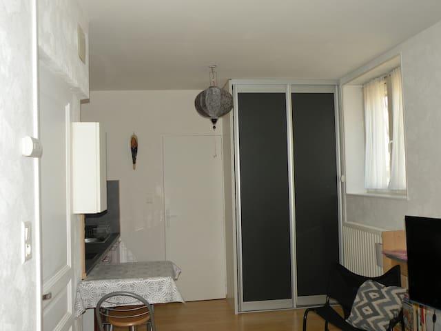 Charmant Studio à Belfort quartier Vosges