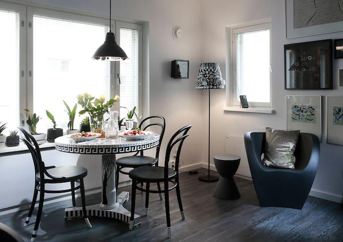 Studio in the heart of Helsinki