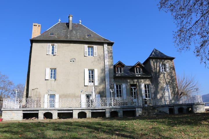 Sainte-Hélène-du-Lac的民宿
