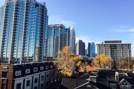 Your own condo in uptown Charlotte