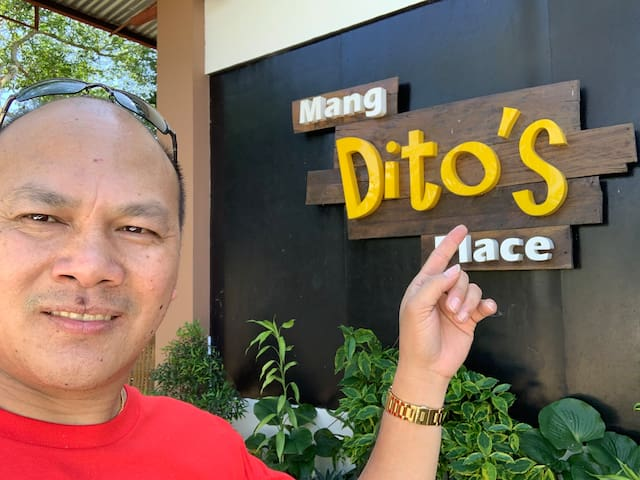 Mang Dito's place Bed and breakfast
