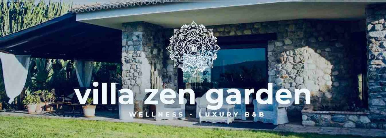 "Boutique villa,Zen garden ""Luxury suite"""