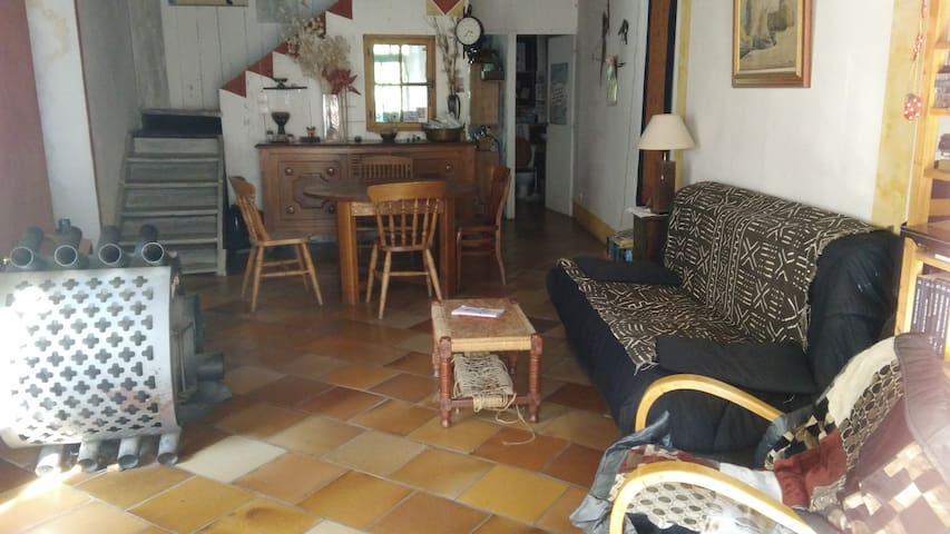 La Souche的民宿