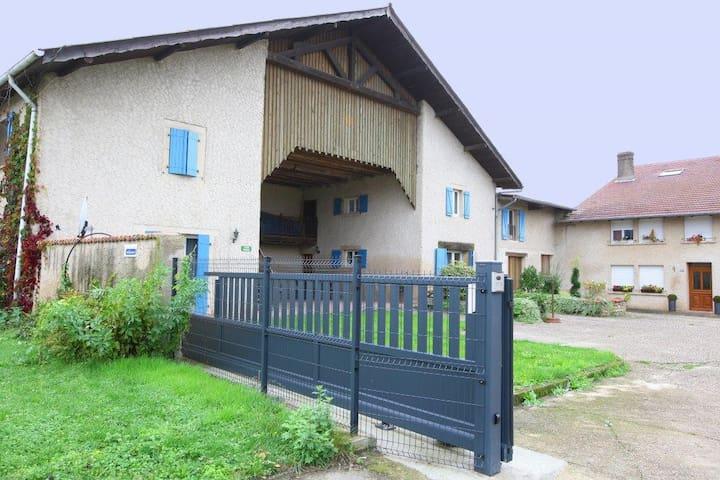 Colligny的民宿