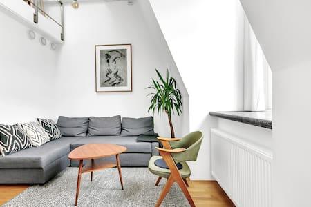 Modern apt. in the heart of Oslo