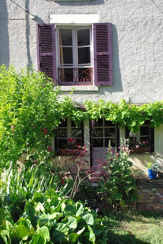 Neuilly-en-Sancerre的民宿
