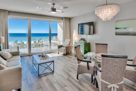 Ocean Paradise - Beach views in perfect location