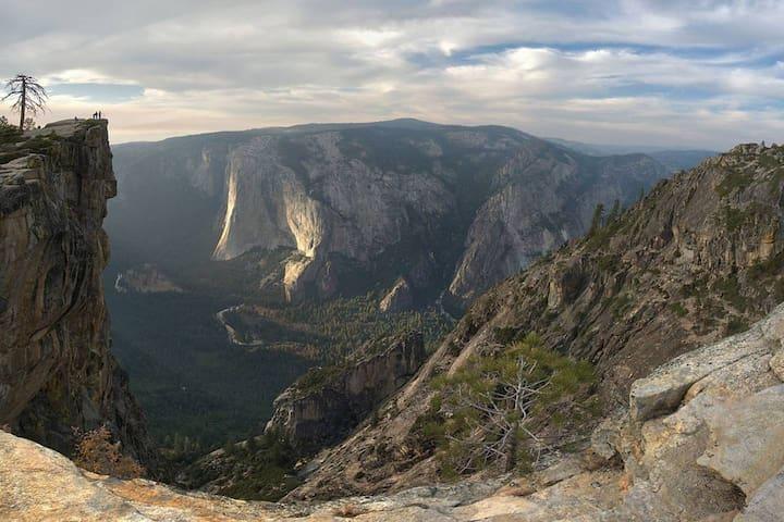 Self-Guided Backpacking Trip - Yosemite Falls