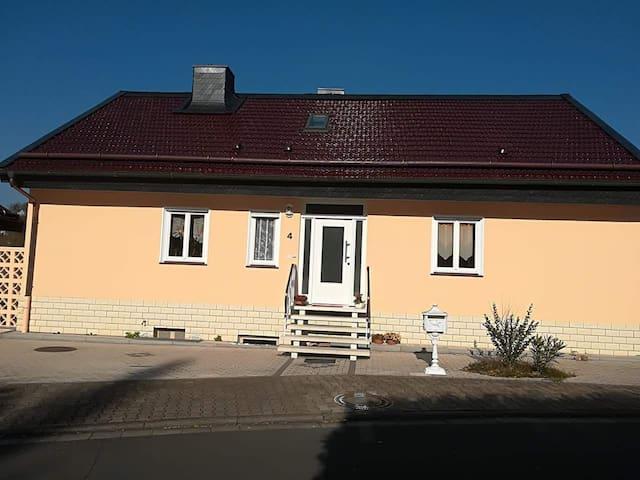 Büdingen的民宿