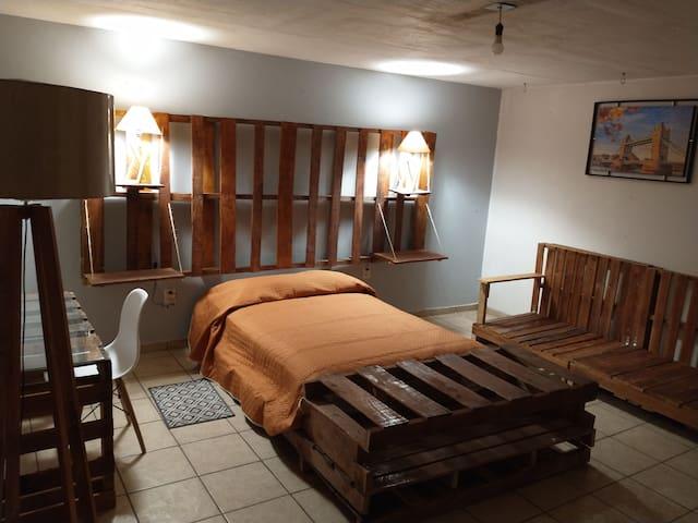 San Pedro Tlaquepaque的民宿