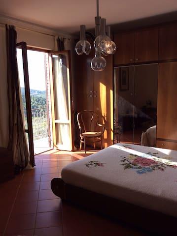Rietine, Gaiiole in Chianti的民宿
