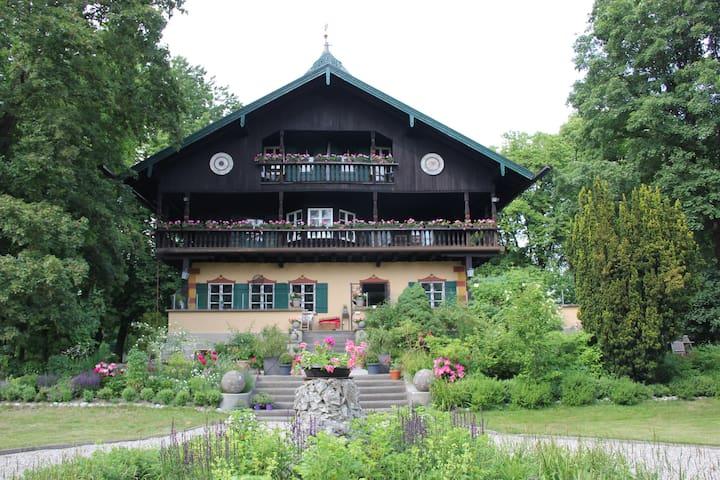 Türkheim的民宿