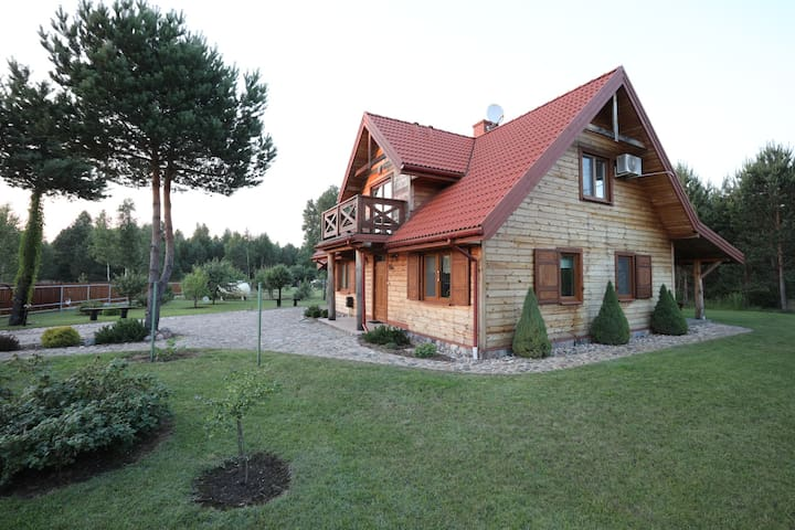 Gródek的民宿