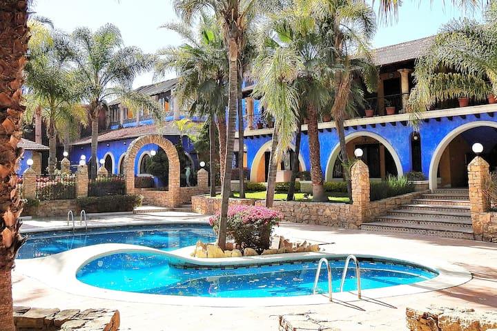 Puebla的民宿