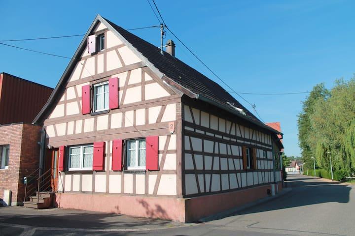 Eschau的民宿