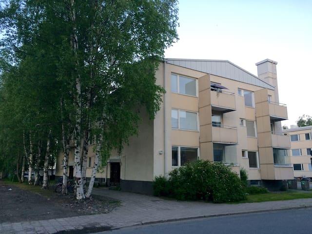 My 2-room flat in the center of Joensuu
