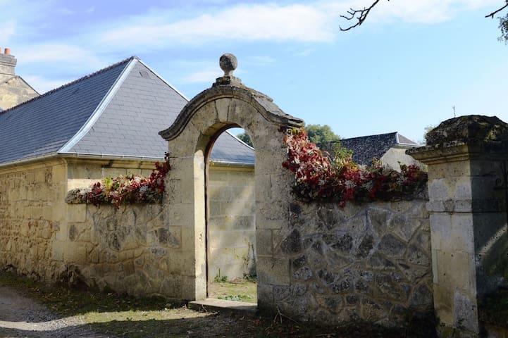La Fourdrainoise 2x15 pers piscine, jacuzzi option
