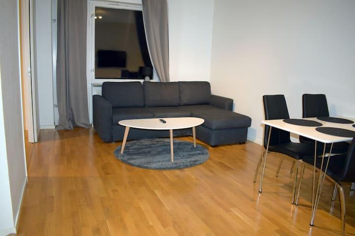 Apartment in Vasteras City