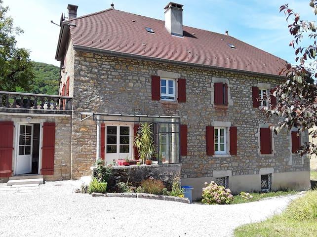 Nevy-sur-Seille的民宿