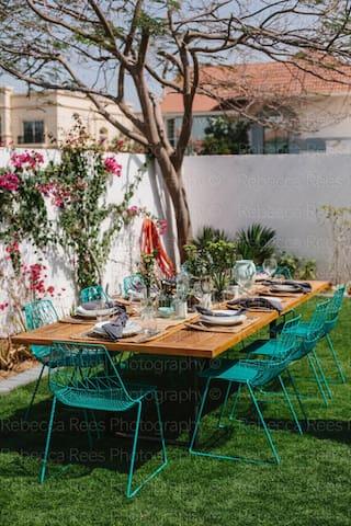 Bright and spacious villa avail November to May