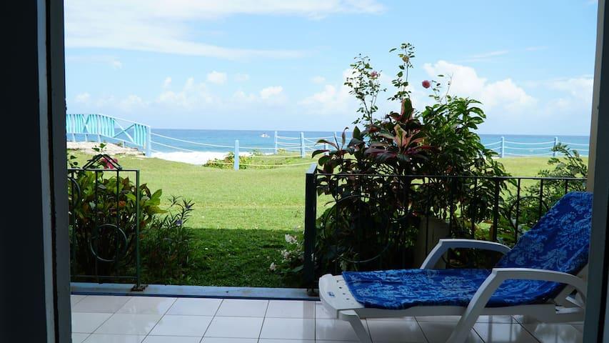 Carib Ocho Rios Ocean Front Apartment