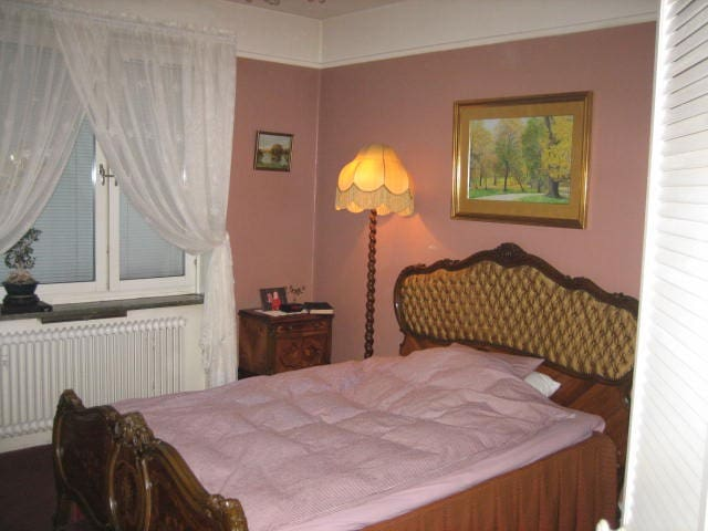 Cosy room-well located directly at Globen Ericsson