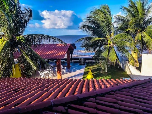 Praia dos Mariscos的民宿