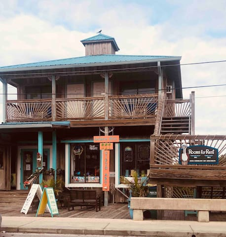 Cedar Key的民宿